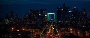 Paris La Défense sur