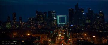 Paris La Défense von