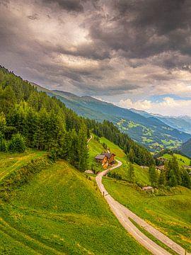 Landschaft in Österreich von Patrick Herzberg