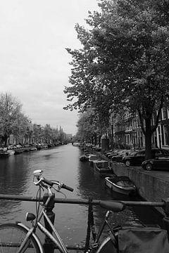 Gracht in Amsterdam von Eline Molier
