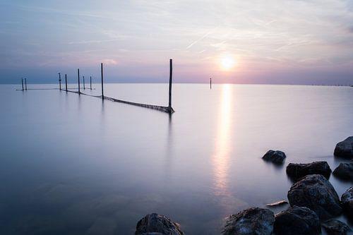Sunset - Ijsselmeer