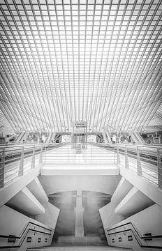 Stationsluke von Christophe Van walleghem