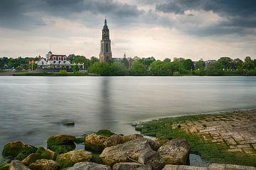 Stadtbild von Rhenen von Mark Bolijn