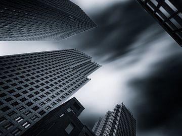 De nieuwe Haagse torens sur