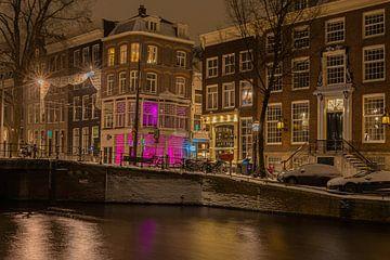 Amsterdam, Herengracht van Bert Koppe