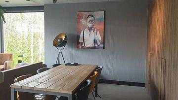Klantfoto: Smoking  van Marja van den Hurk