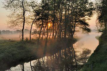Luntersebeek op Lambalgen van Willem van Leuveren Fotografie