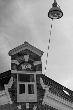 Altes Lagerhaus in Groningen von Foto's uit Groningen
