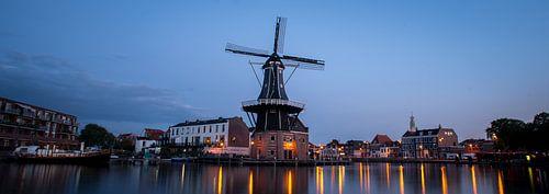 Molen de Adriaan in Haarlem van