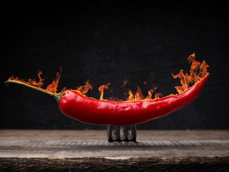 Hot n spicy van Andreas Berheide