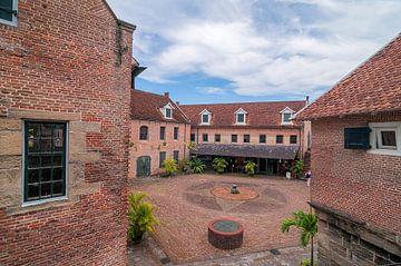 Fort Zeelandia von Maarten Verhees