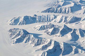 Ongerept Groenland van Peter Leenen