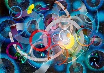 Cirkels van Achim Prill
