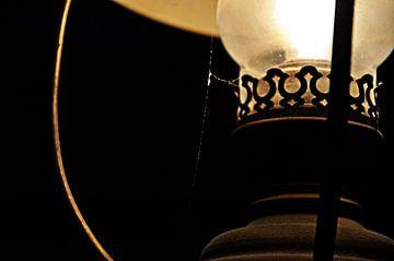 Stoffige lamp van Eric  Sellmeijer