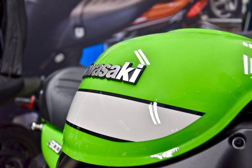 Kawasaki Z900RS van Jan Radstake
