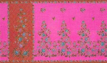 Moderner Batik Sarong aus Bali - Sauberer Schnitt von Floris Kok