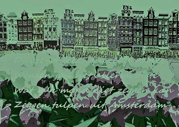 Tulpen uit Amsterdam von ! Grobie