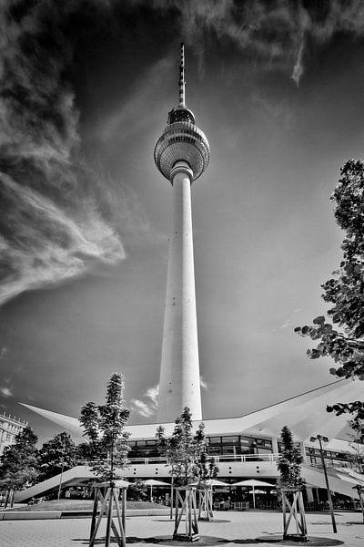 BERLIN Television Tower van Melanie Viola