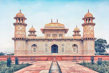 Das Mausoleum von Itimâd-ud-Daulâ von Manjik Pictures