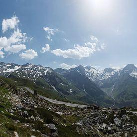Photo panoramique du Großglockner, Autriche sur Martin Stevens