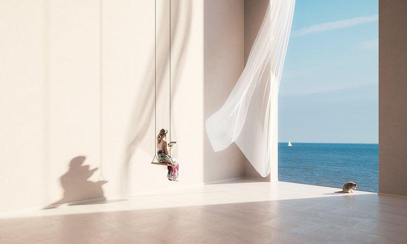 Swing mood van Olaf Kramer