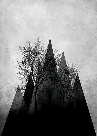 TREES VI Portrait