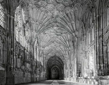 Kathedraal van Gloucester, Groot Brittannië van Rietje Bulthuis