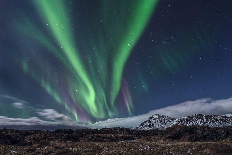 Aurora Island von Peter Poppe