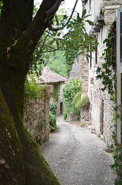 Smal straatje in Penne  von Margriet's fotografie
