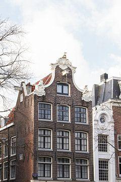 Ikonische Architektur in Amsterdam von Henrike Schenk