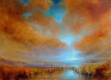 Colours of light van Annette Schmucker