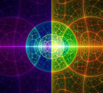 symmetrie in fractal