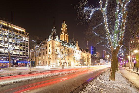 Rotterdam stadhuis van Anton de Zeeuw