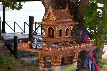 offerheiligdom in Thailand van t.ART