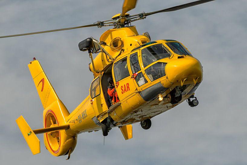 SAR Helikopter van Roel Ovinge