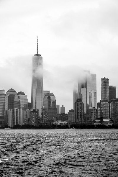 Skyline New York van Iwan Bronkhorst