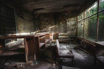 Tschernobyl, Pripjat Krankenhaus #4 von Rene Kuipers