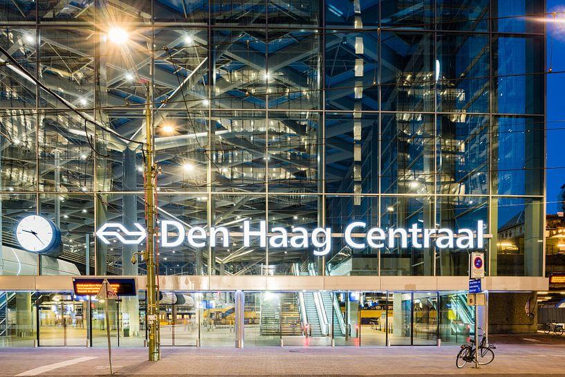 Den Haag Central Station von John Verbruggen