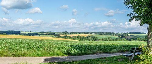 Panorama omgeving Simpelveld van John Kreukniet