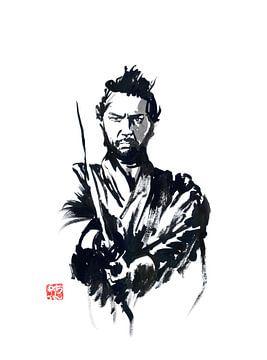 samurai 02 sur philippe imbert