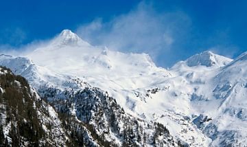Besneeuwde bergen van Eye to Eye Xperience By Mris & Fred