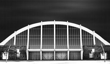 Sporthalle Arena in Deurne von Ribbi The Artist