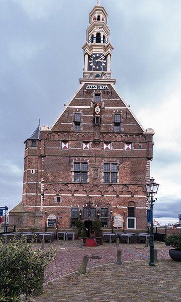Hoorn, De hoofdtoren van Paul Tolen