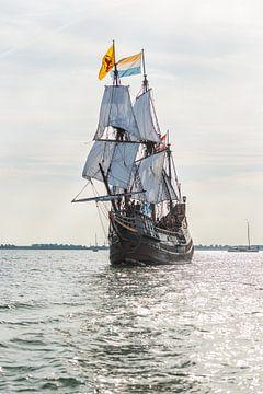 VOC schip De halve Maen van Eric de Kuijper