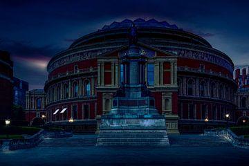 Royal Albert Hall Londen van Pieter de Kramer