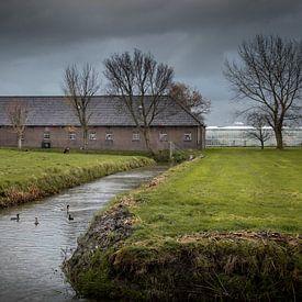 Old Barn - De Lier - Westland - Netherlands sur Raymond Voskamp