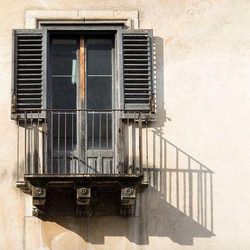 Italiaans balkon van Ooks Doggenaar