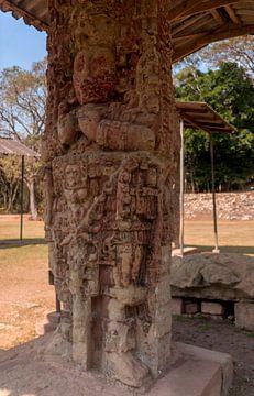 Honduras: Copán (Los Sapos) van Maarten Verhees