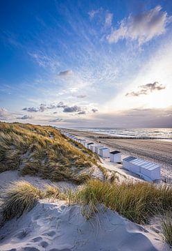 Zo mooi is de Zeeuwse kust. van Jolanda Bosselaar