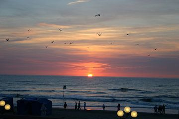 Sonnenuntergang von EnWout